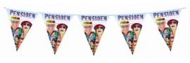 Vlaggenlijn pensioen