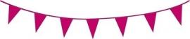 Vlaggenlijn pink