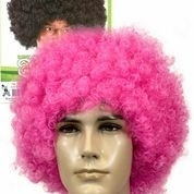 Afro roze