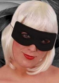 Masker zwart