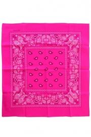 Zakdoek/bandana roze