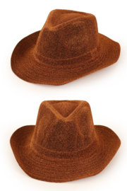 Cowboyhoed glitter