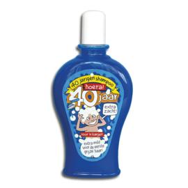 Shampoo 40 jaar man