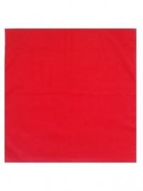 Boerenzakdoek effe rood