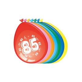 Leeftijd ballonnen 85