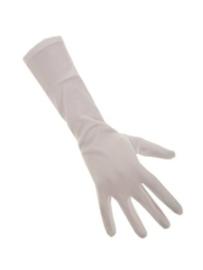 Handschoen wit