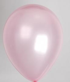 Parelmoer roze verpakt per 100