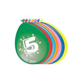 Leeftijd ballonnen 5