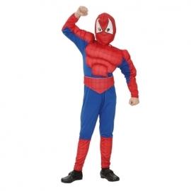 Spiderman gespierd