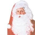 Kerstman baardstel