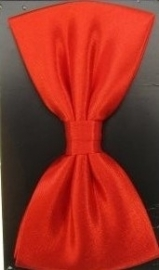 Vlinderdas rood