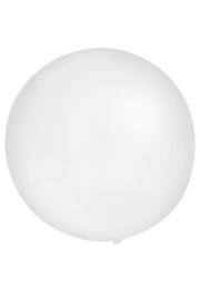 Grote witte ballon