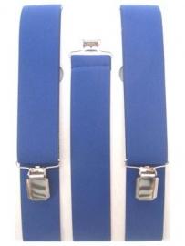 Bretels blauw