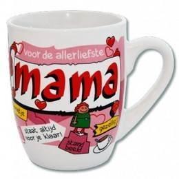 Beker/Mok/Mama