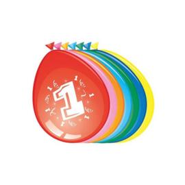 Leeftijd ballonnen 1