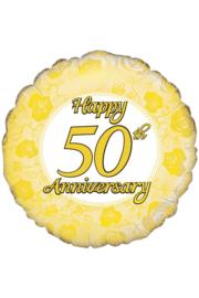 Folieballon 50 jaar getrouwd
