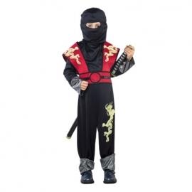 Draken ninja kostuum