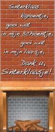Schoorsteen banner