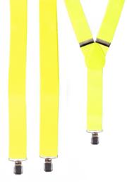 Bretel geel