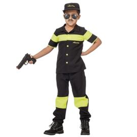 Politiepak korte mouw