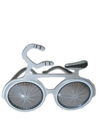 Fiets model bril
