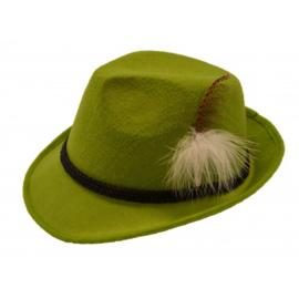 Hoed groen