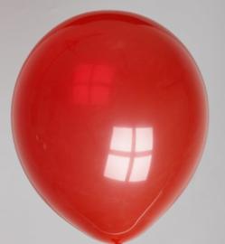 Ballonnen rood verpakt per 100