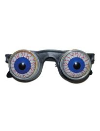 Bril uitpuilende ogen