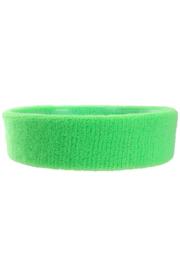 Hoofd/zweetband groen
