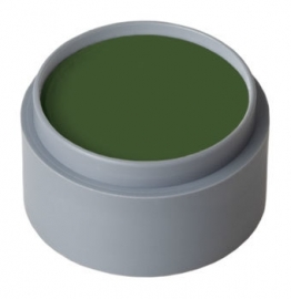 Waterschmink 15ml groen / 404