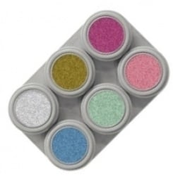 Grimas Water Make Up Pearl Palette 6kl