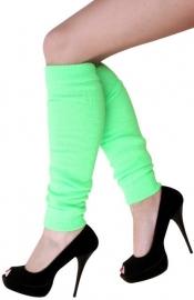 Beenwarmer neon groen
