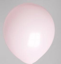 Ballonnen babyroze verpakt per 100