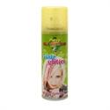Haarspray glittergoud