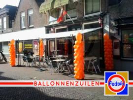 Ballonnenzuil 1 kleur