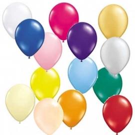 Ballonnen assortieverpakt per 100