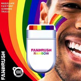 3 kleurenstift regenboog