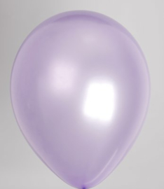 Ballon violet parelmoer