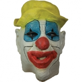 Rubbermasker Clown