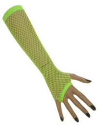 Nethandschoen groen
