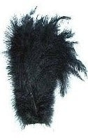 Pietenveer zwart