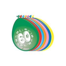 Leeftijd Ballonnen 60