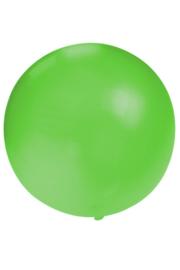 Grote groene ballon