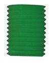 Lampion kokermodel groen