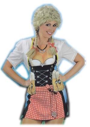 Tirolerschort vrouw