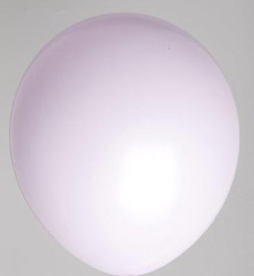 Ballonnen zacht violet verpakt per 100