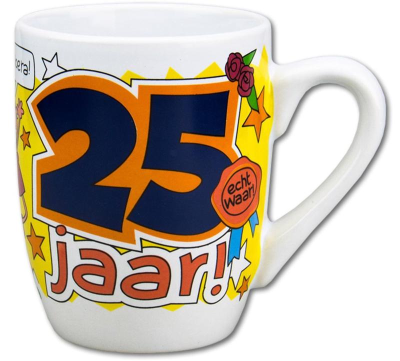 Beker-Mok 25 jaar