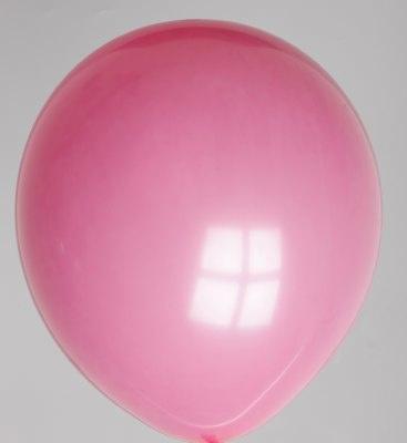 Ballonnen pink verpakt per 100