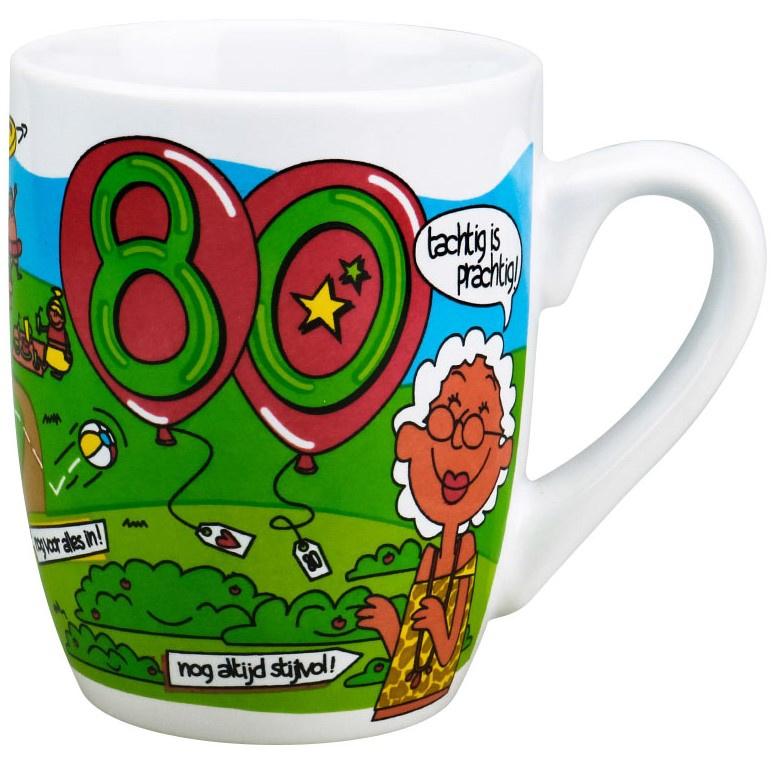 Beker- Mok 80 jaar
