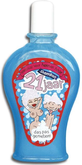 Shampoo 21 jaar
